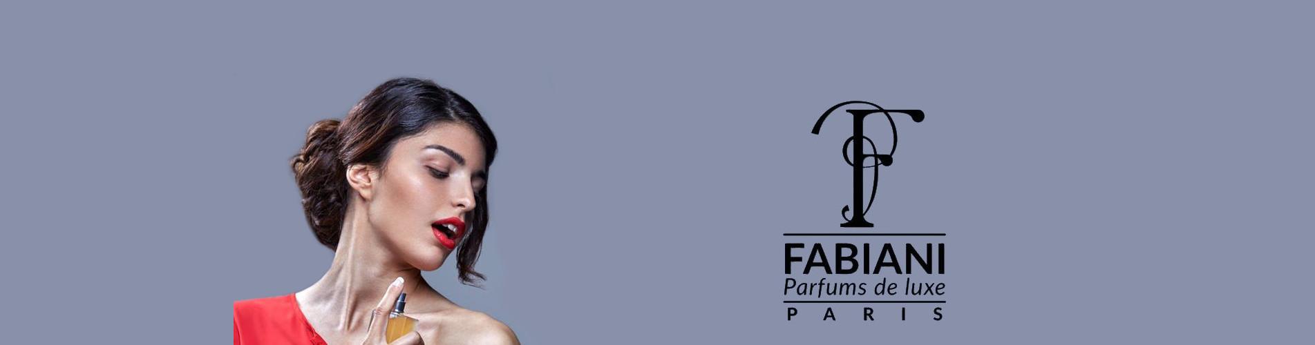 image illustrant les parfums pour femme Fabiani