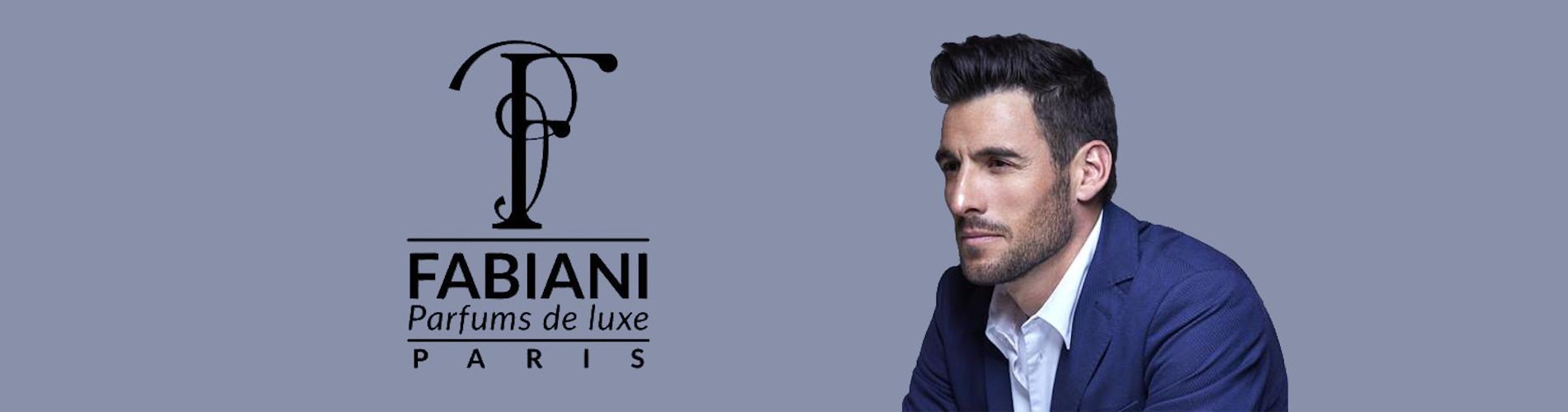 image illustrant les parfums pour homme Fabiani